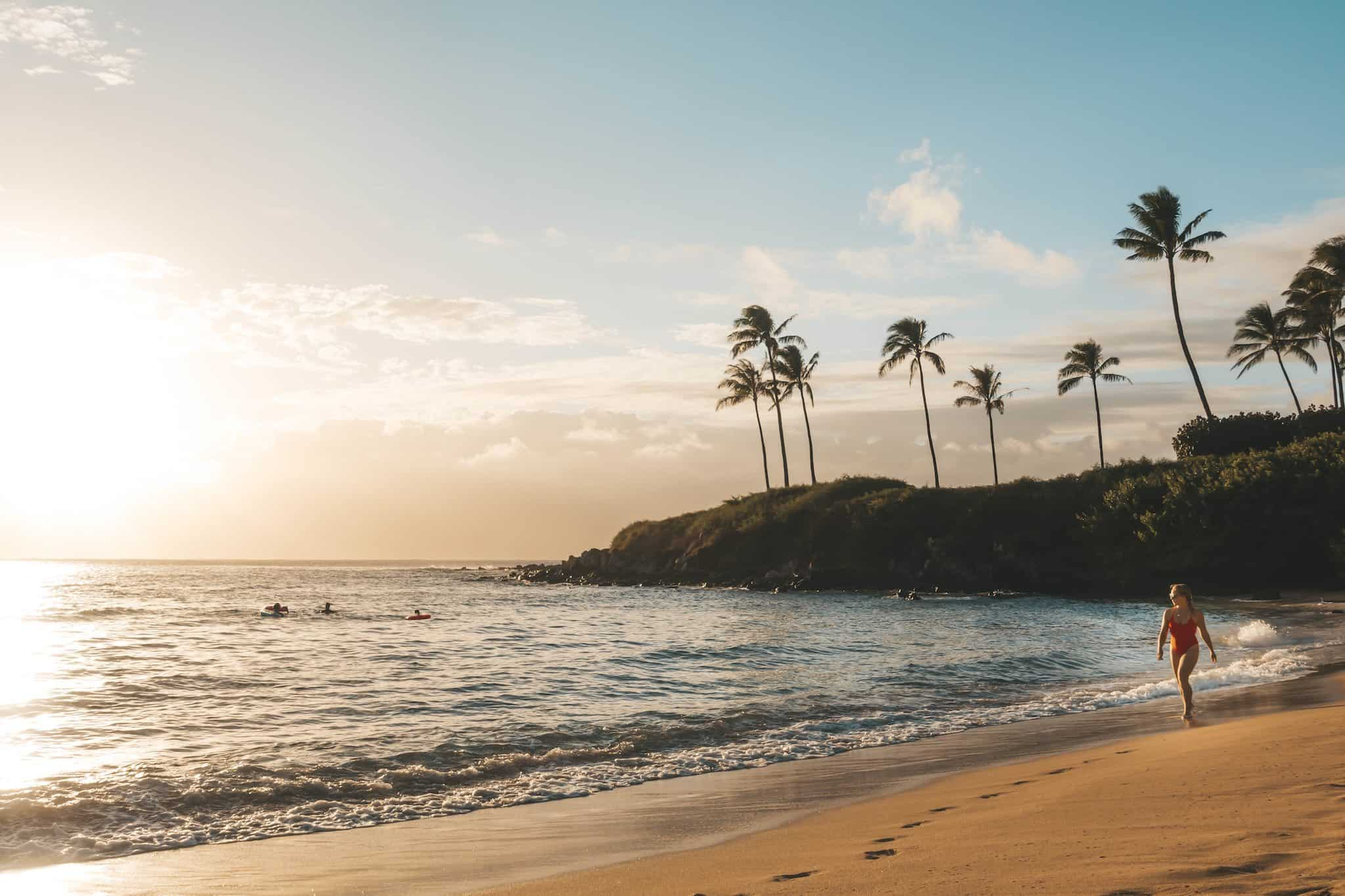 Things to do in Maui - Kapalua Beach