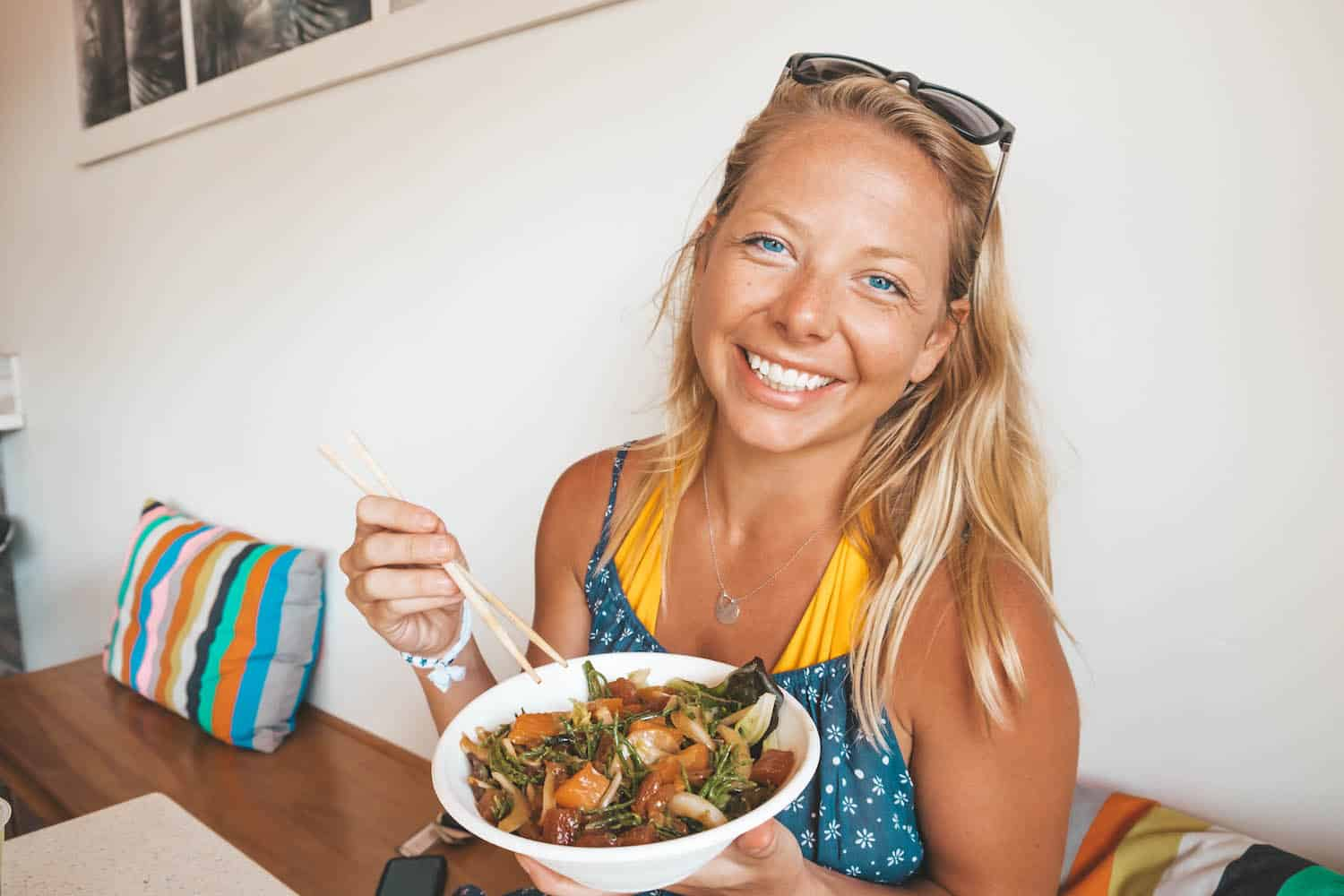 Things to do in Maui - Poke Bowl