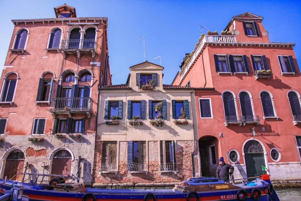 Things to do In Venice - Canal