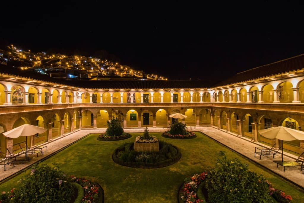 Things to do in Cusco - Monastery