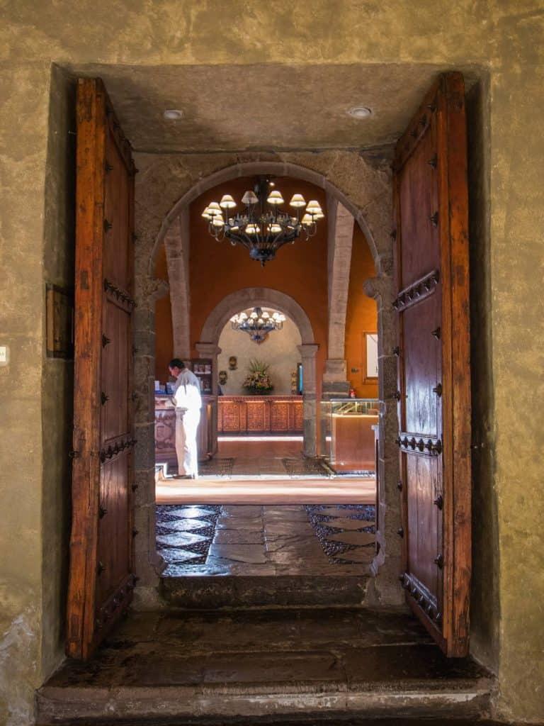 Things to do in Cusco - Monastery Door