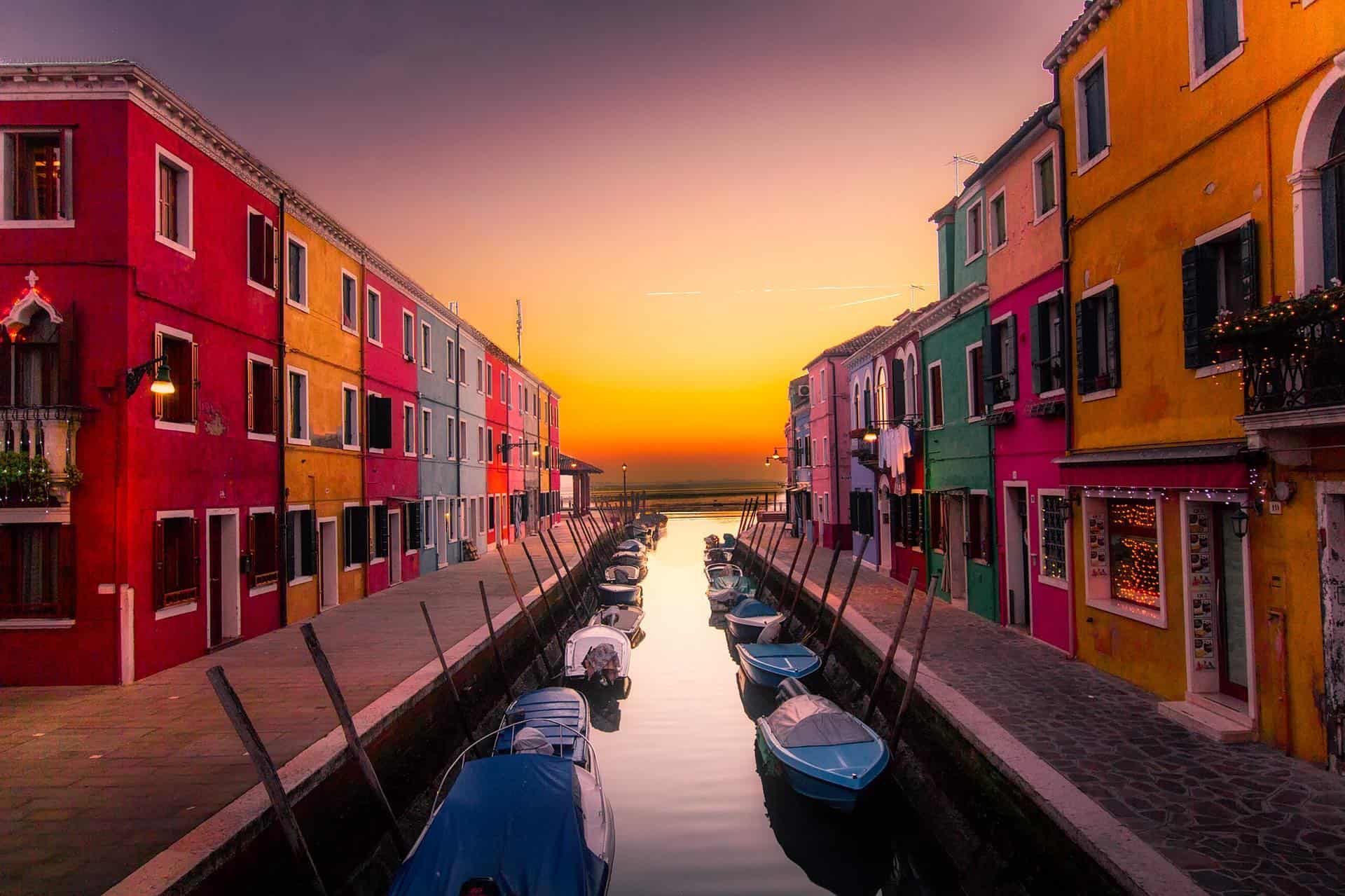 Things to do in Venice - Burano