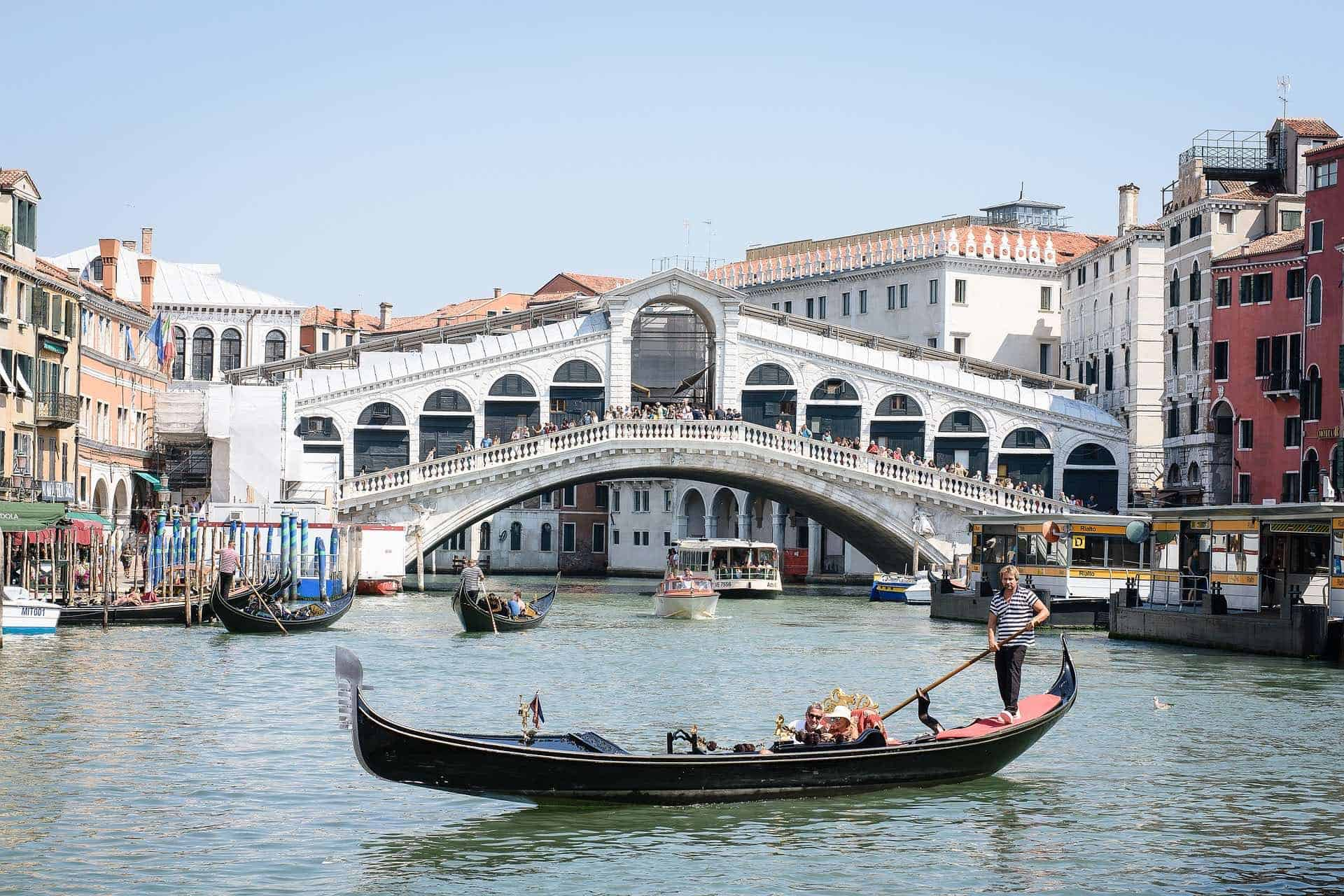 Things to do in Venice - Rialto Bridge