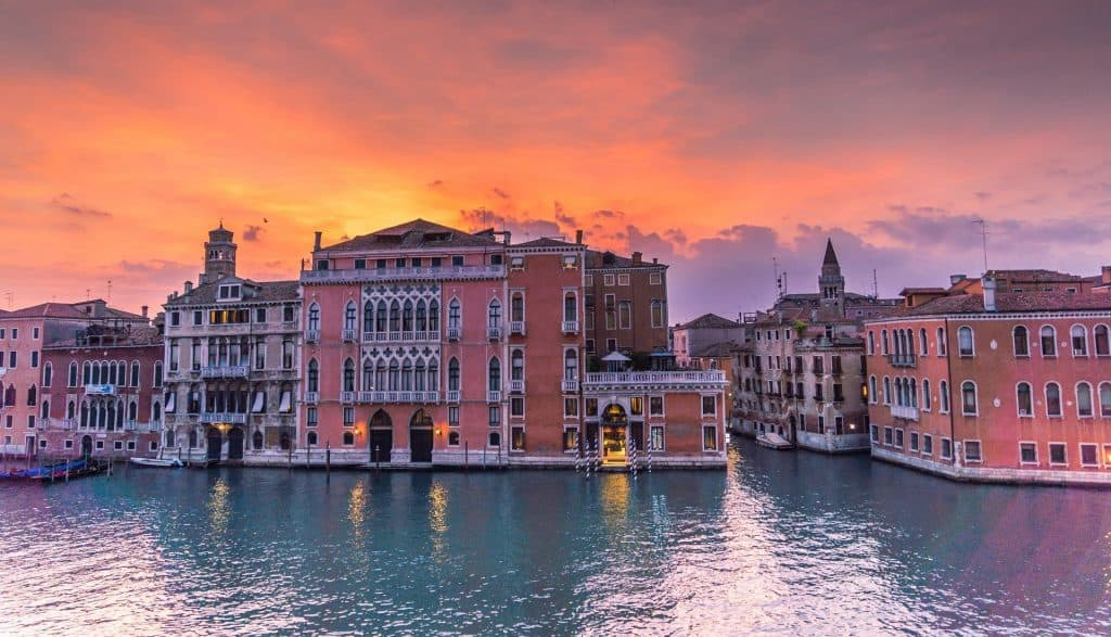 Things to do in Venice - Sunset