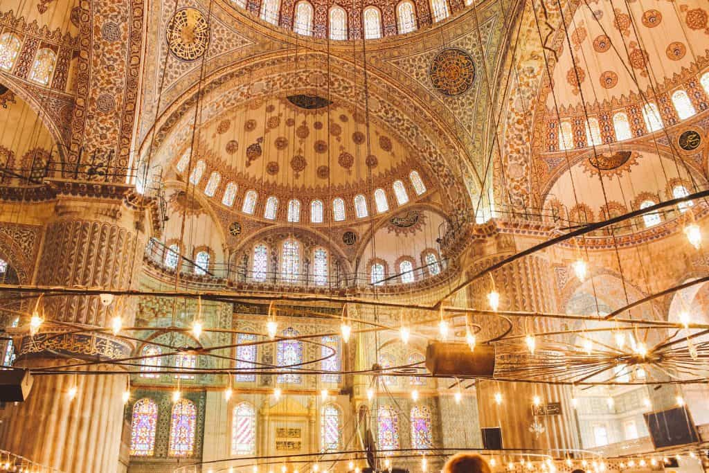 Amazing things to do in Istanbul