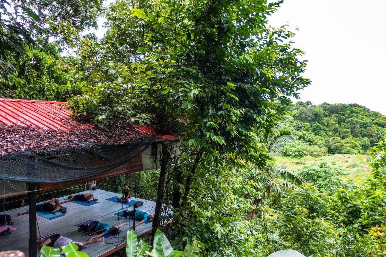 Ambong Ambong Where to Stay Langkawi Yoga