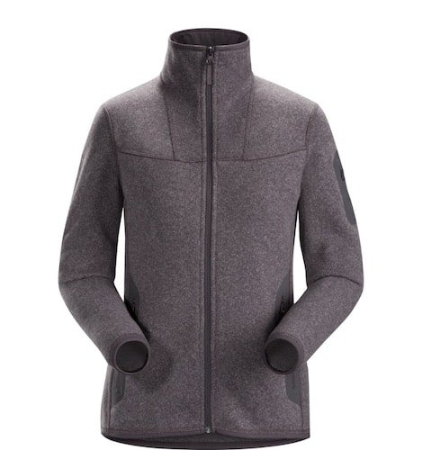 Arc'teryx Covert Cardigan - Top of Line Fleece Jacket