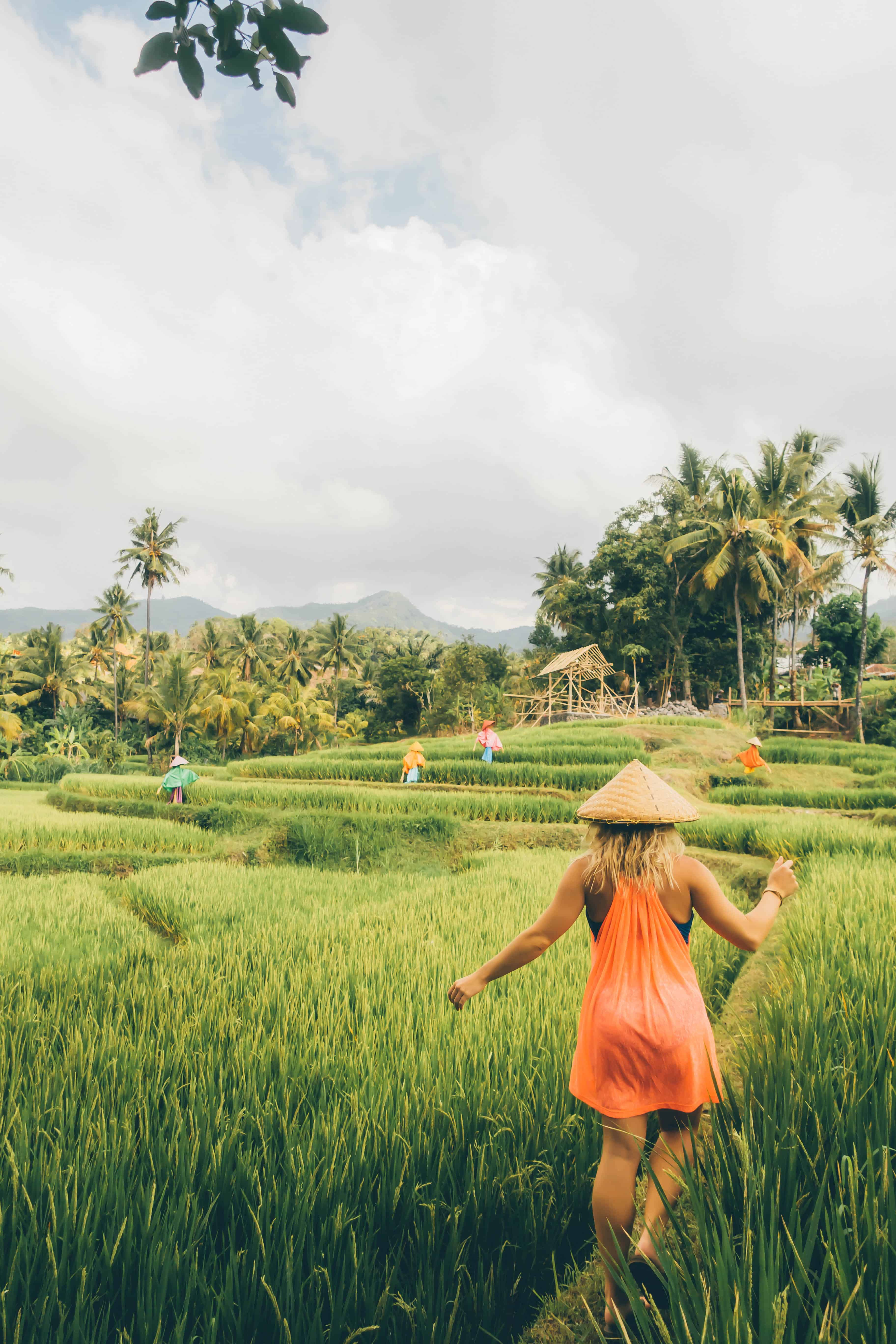 Bali packing list