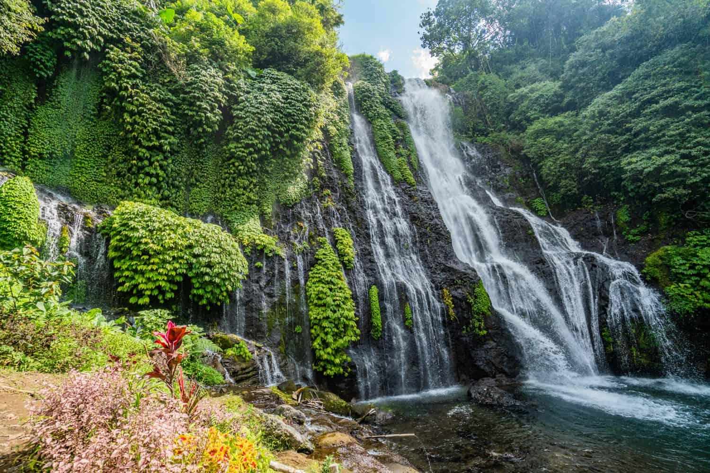 Banyumala falls is one of the best bali waterfalls