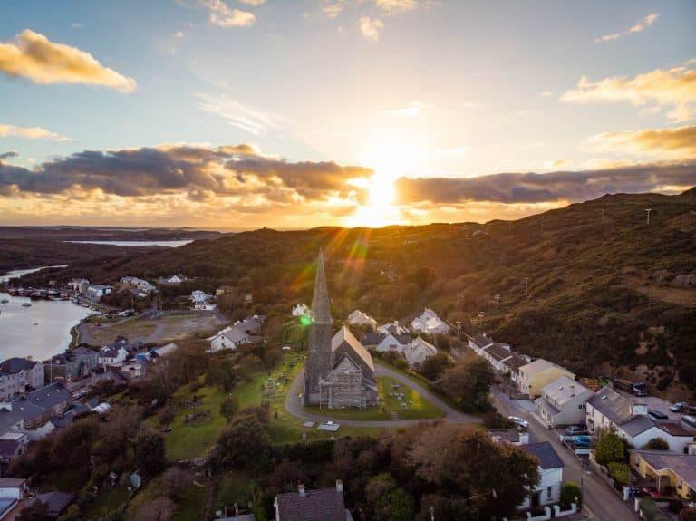 Connemara - Clifden - The World Pursuit