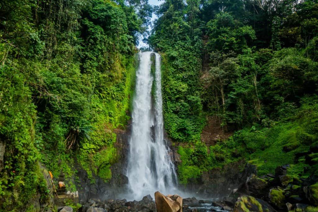 best waterfalls in Bali