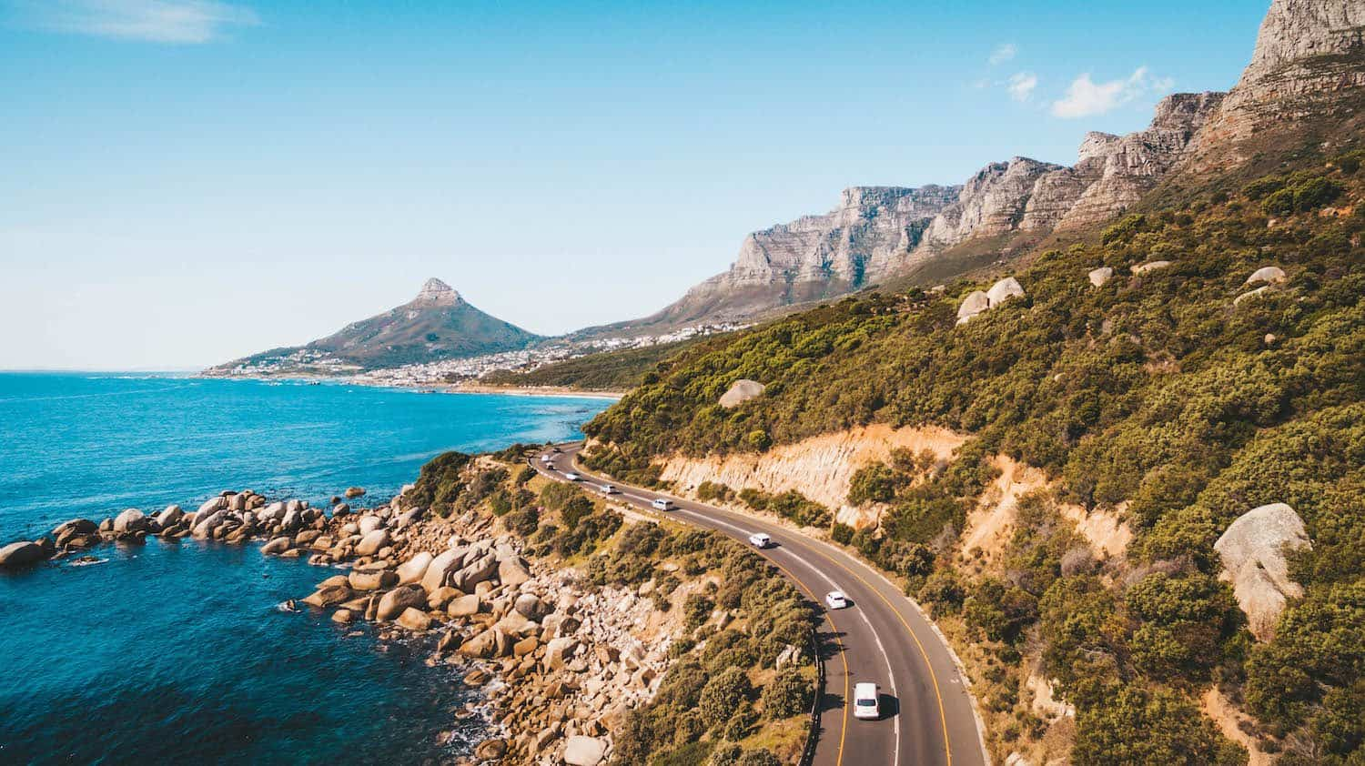 Things to do in Cape Town - Drive