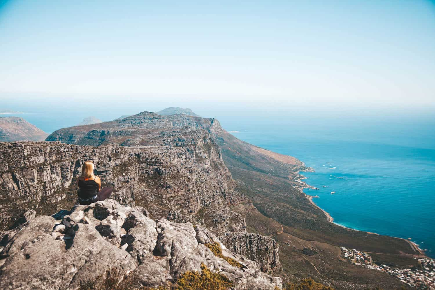 Things to do in Cape Town - Table Mountain