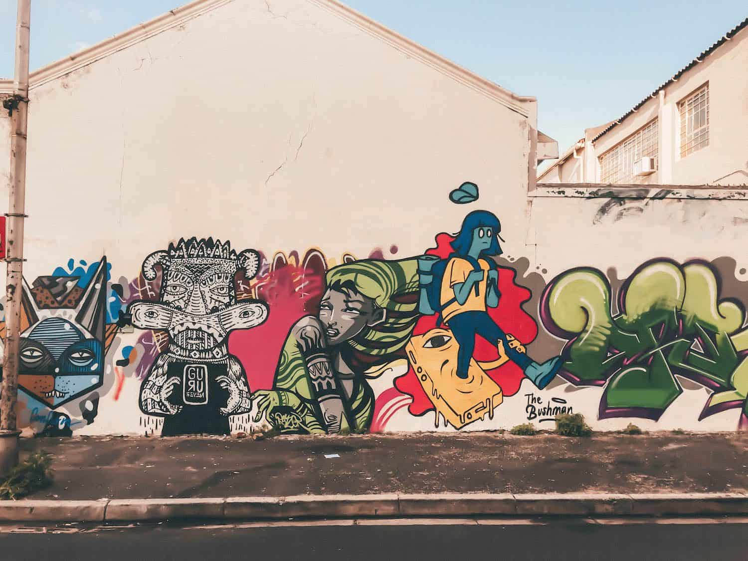 Things to do in Cape Town - Woodstock