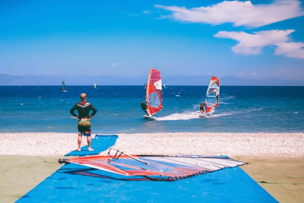 Things to do in Rhodes - Elli Beach