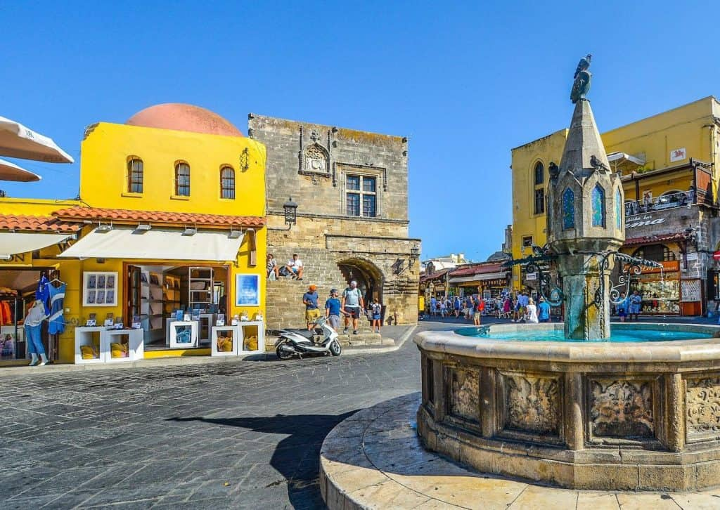 Things to do in Rhodes - Old Town