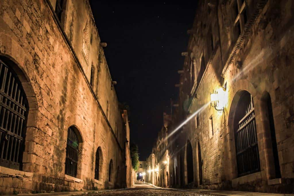 Things to do in Rhodes - Street of Knights