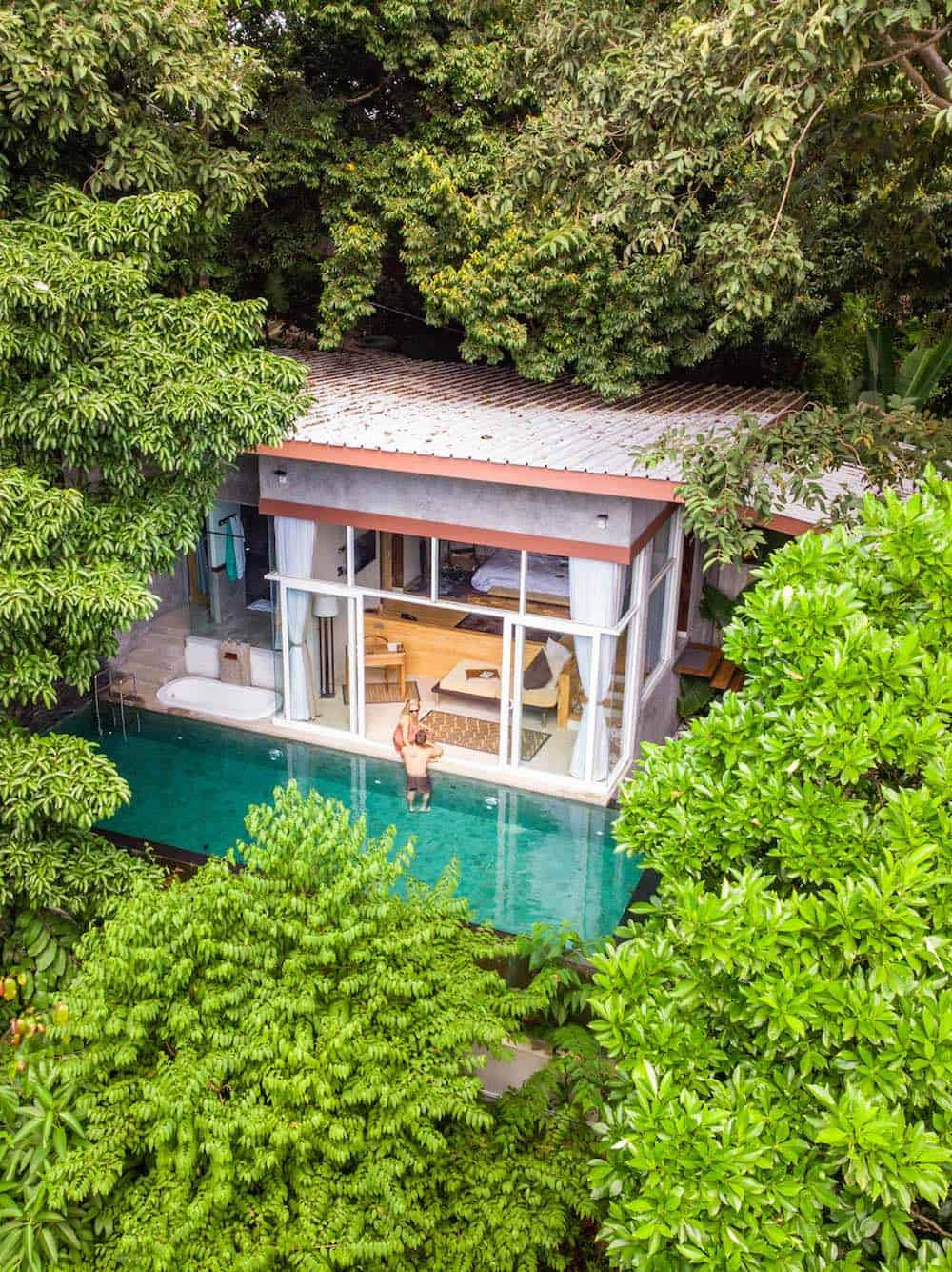 Where to Stay Langkawi - Ambong Pool Villas Pool View
