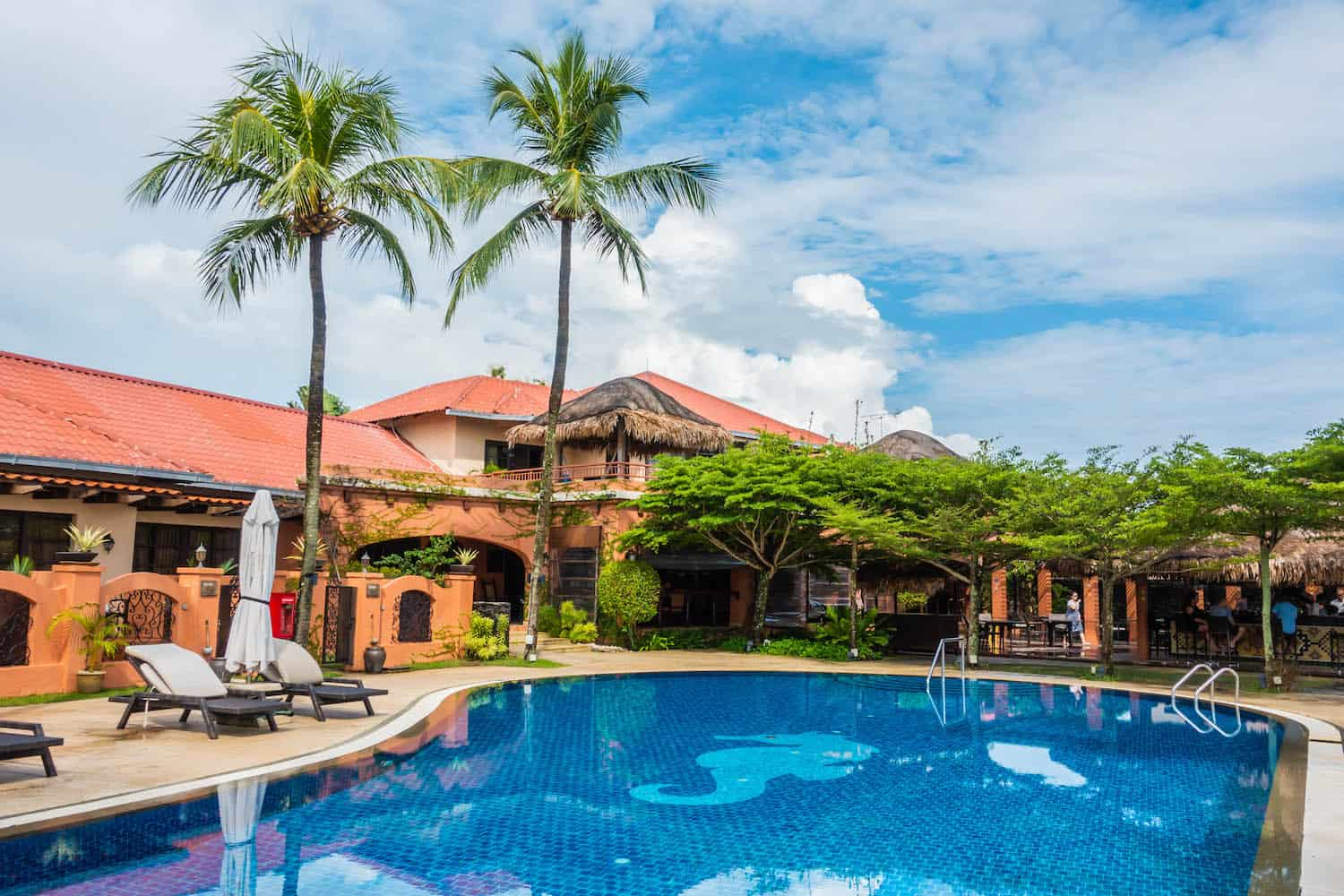 Where to Stay Langkawi - Casa Del Mar Pool Shot