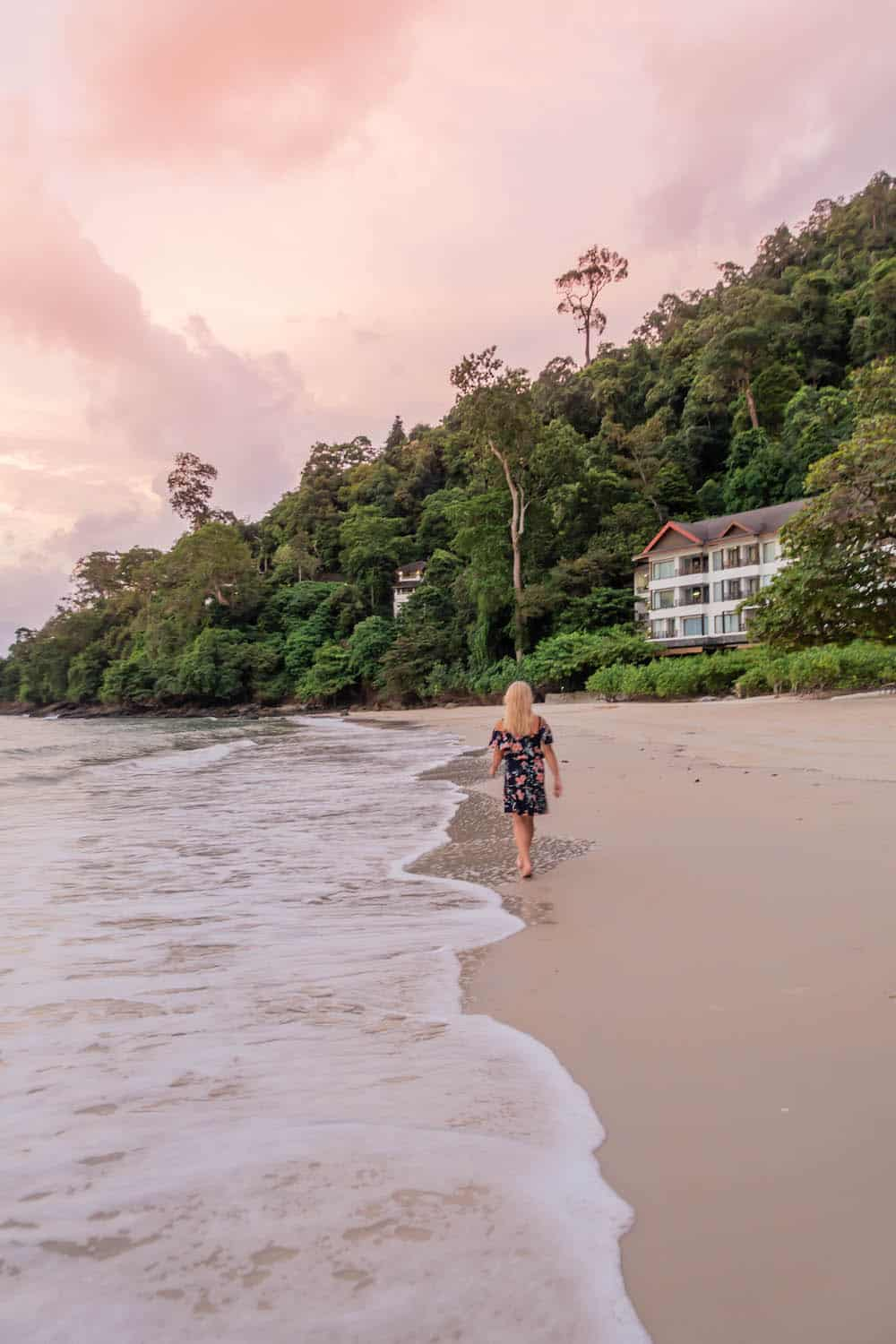Where to Stay Langkawi - The Andaman Beach