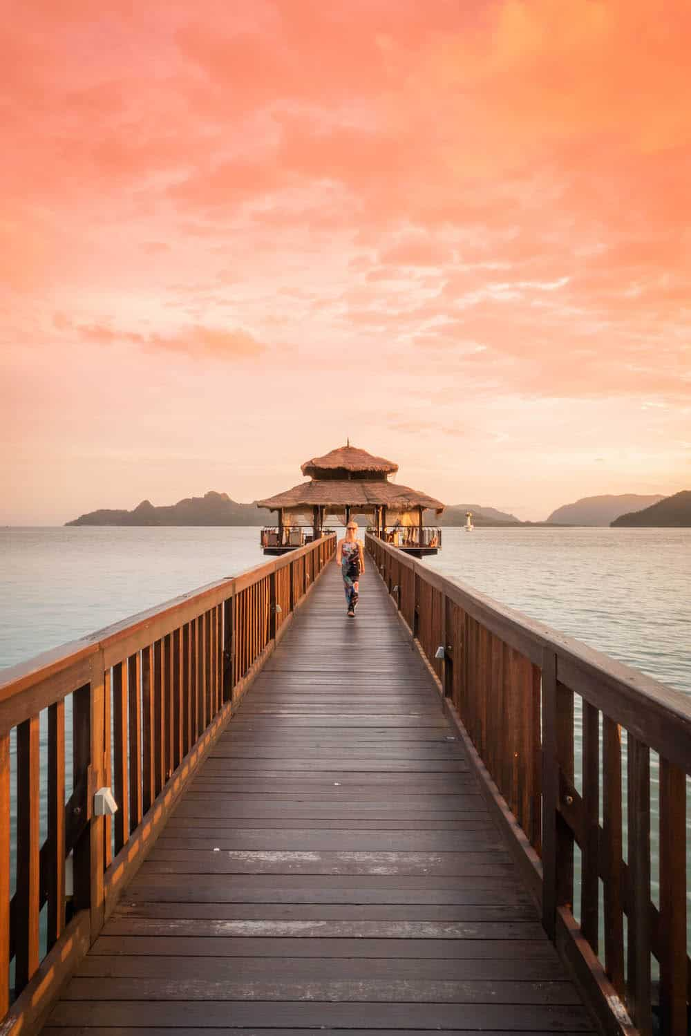 Where to Stay Langkawi - Westin Langkawi Gardens