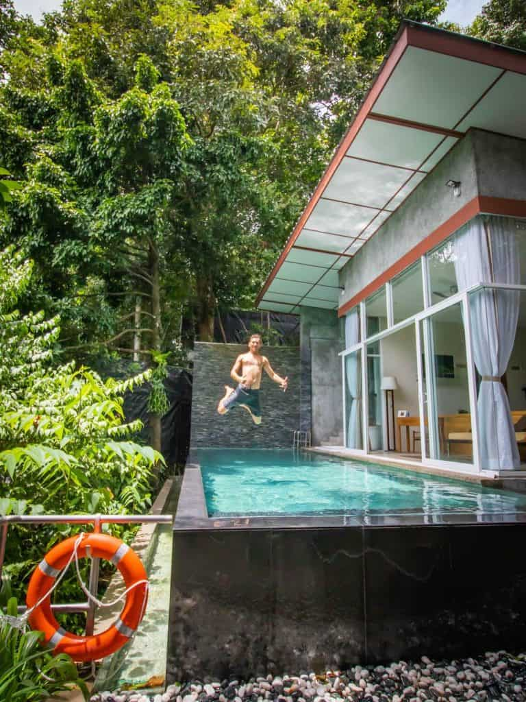 Where to stay in Langkawi - Ambong Pool Villas