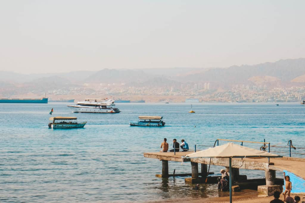 Best Time to Visit Jordan - aqaba