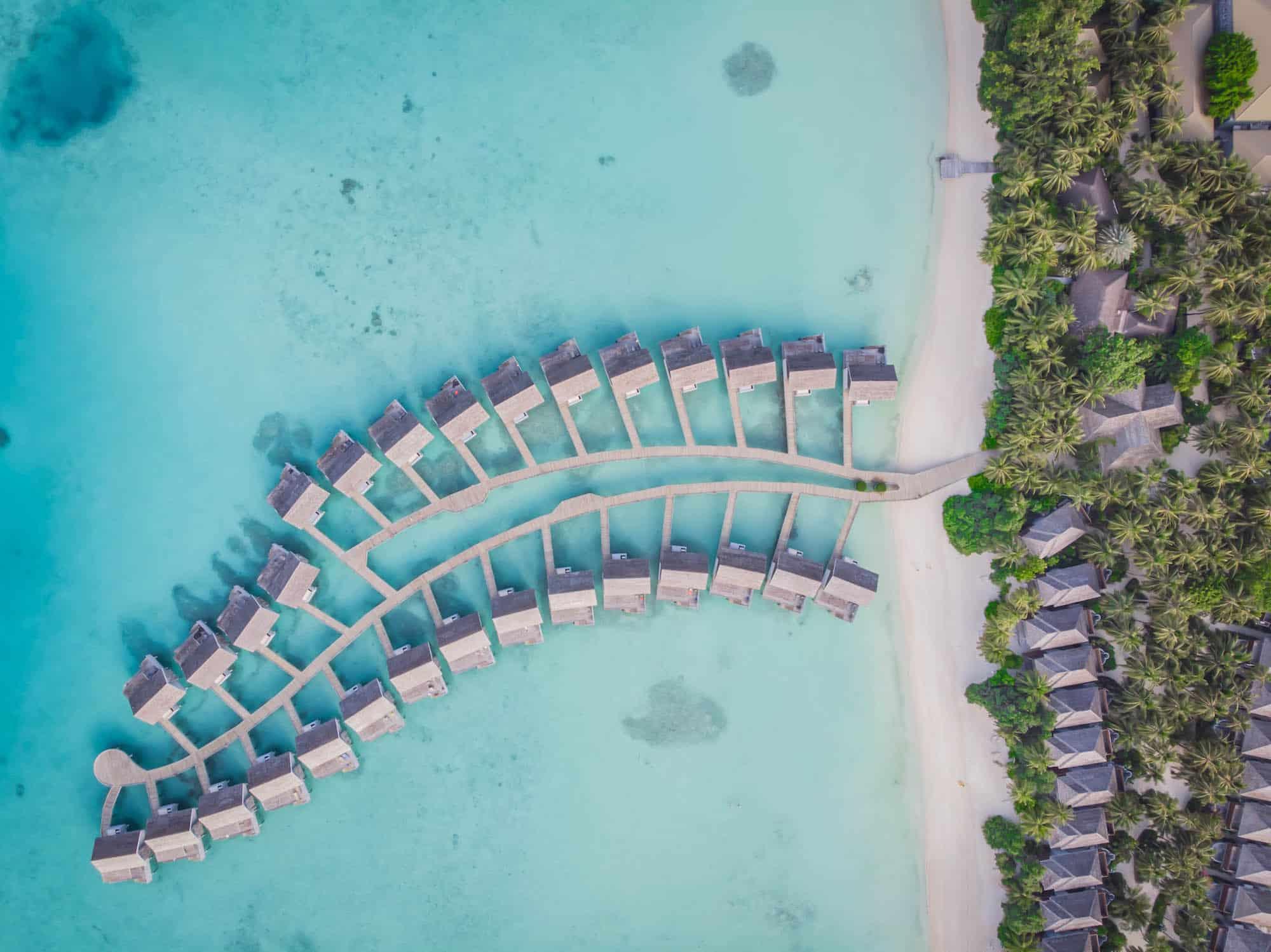 Kuramathi Over Water villas