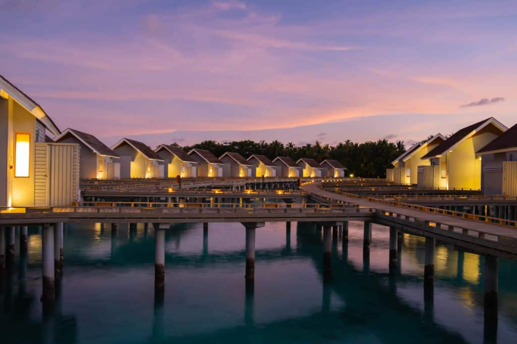 Kuramathi Sunset Villas