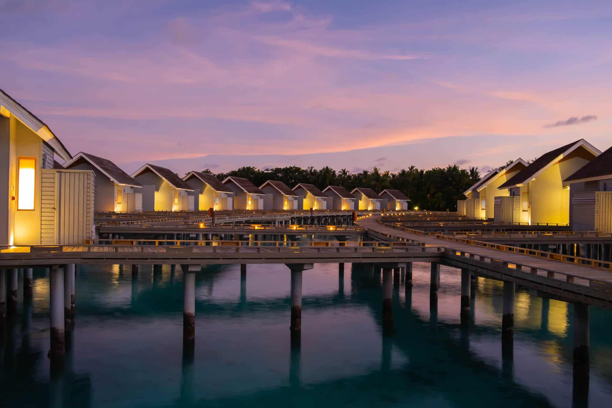 Kuramathi Sunset Villas