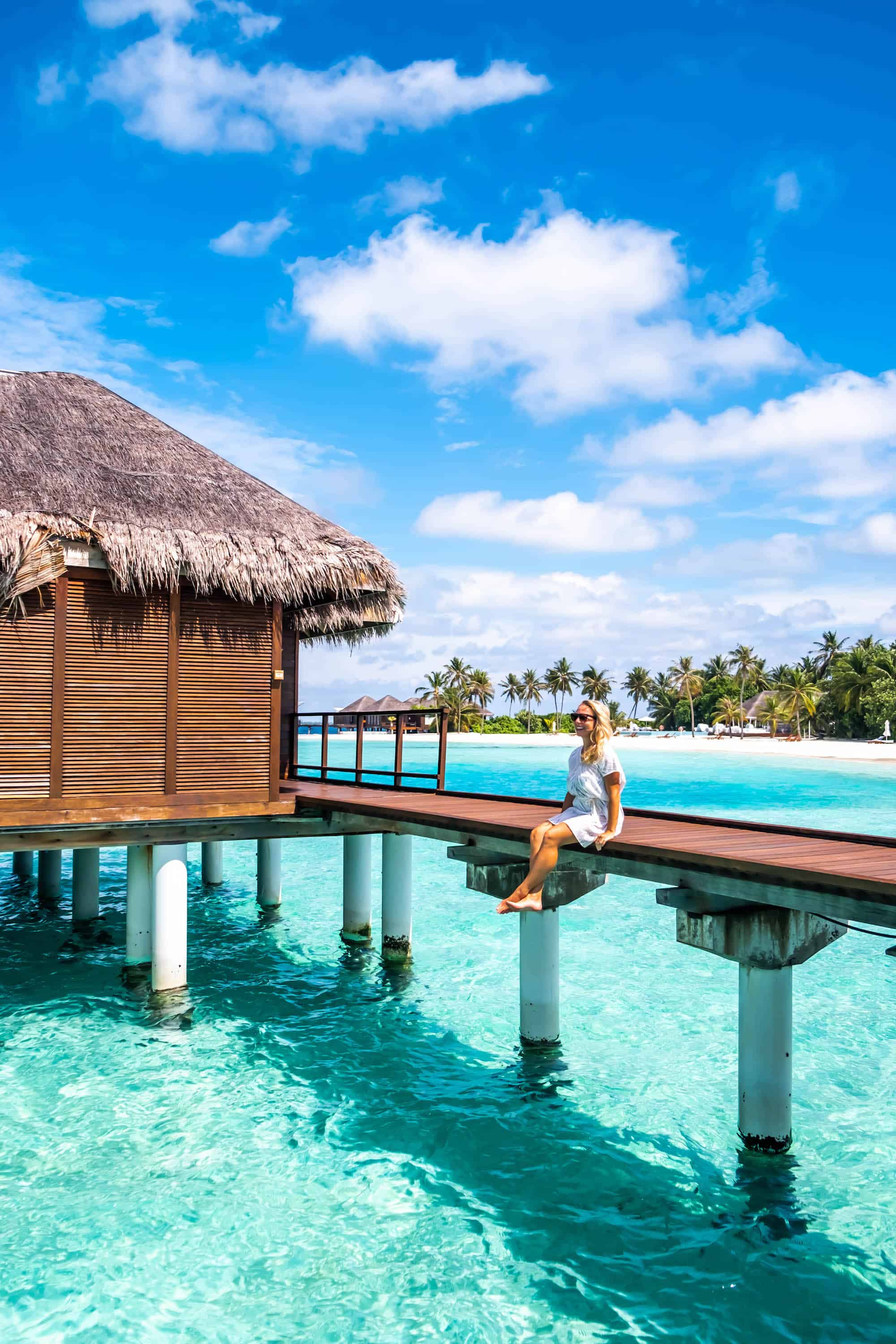 Maafushivaru Resort in the Maldives