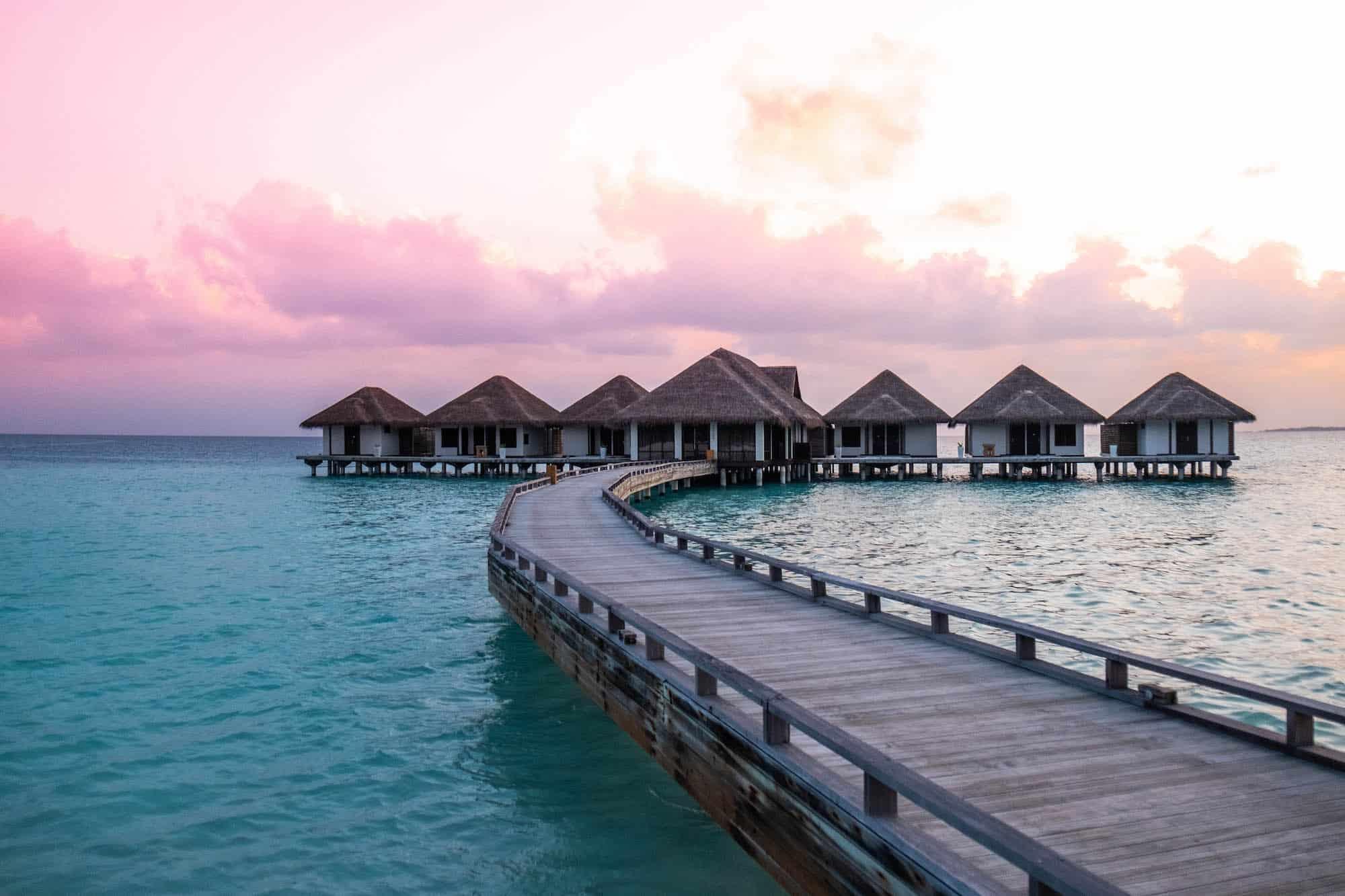 Overwater Maldives
