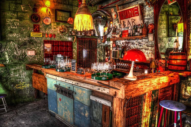 Ruin Bars Budapoest