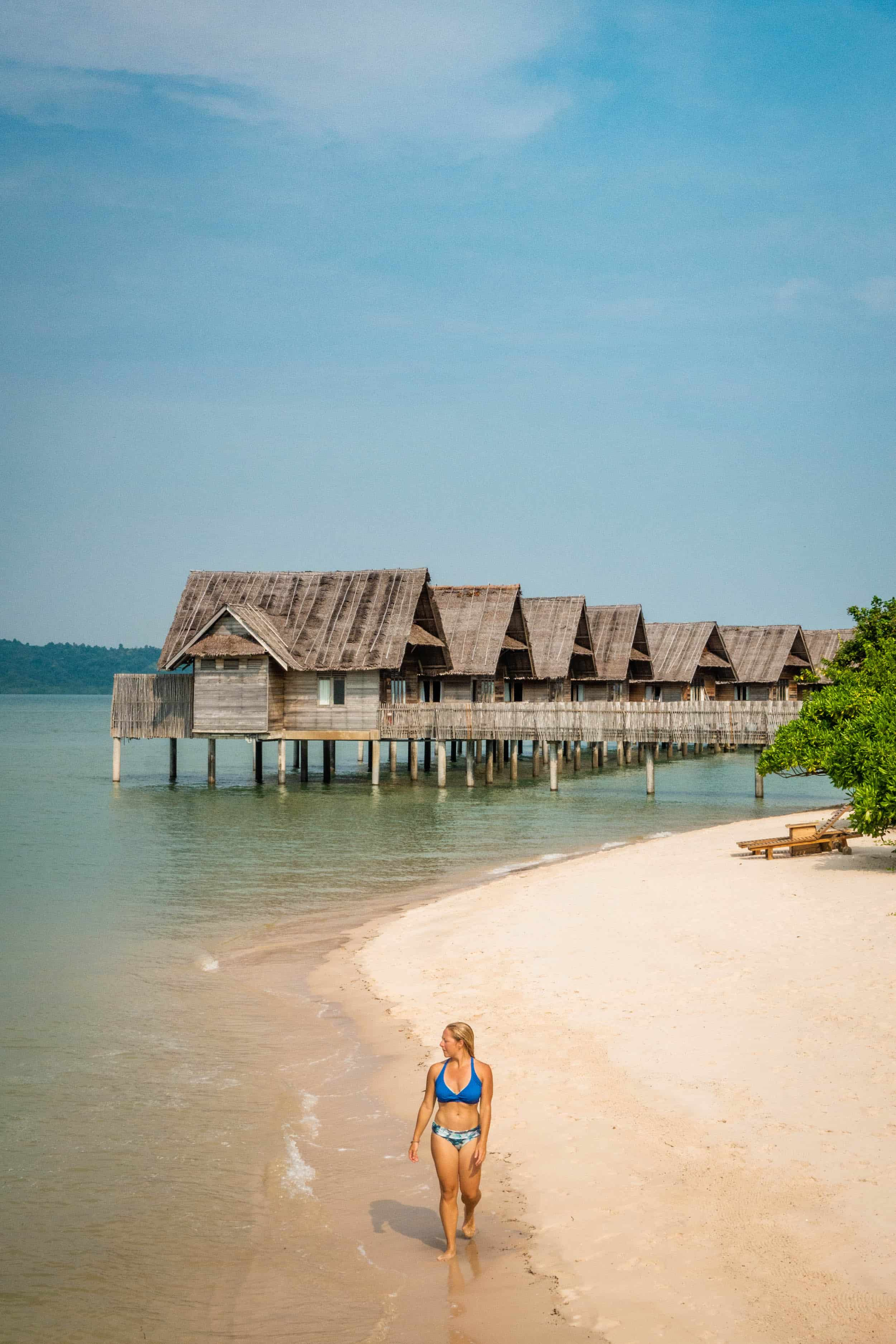 Telunas Private Island, Singapore