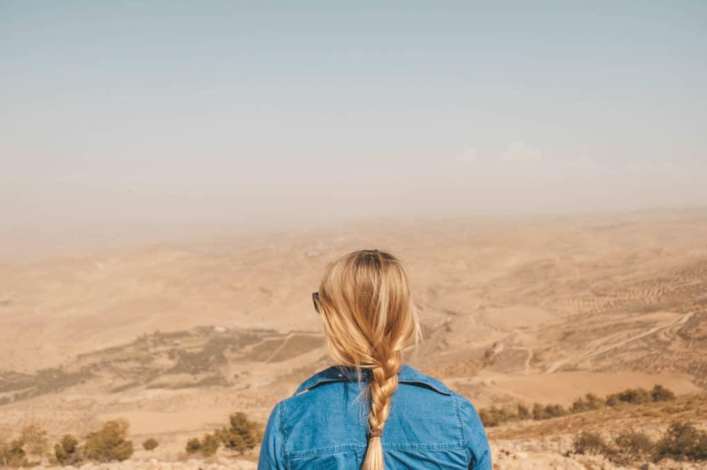 Travel in Jordan - View