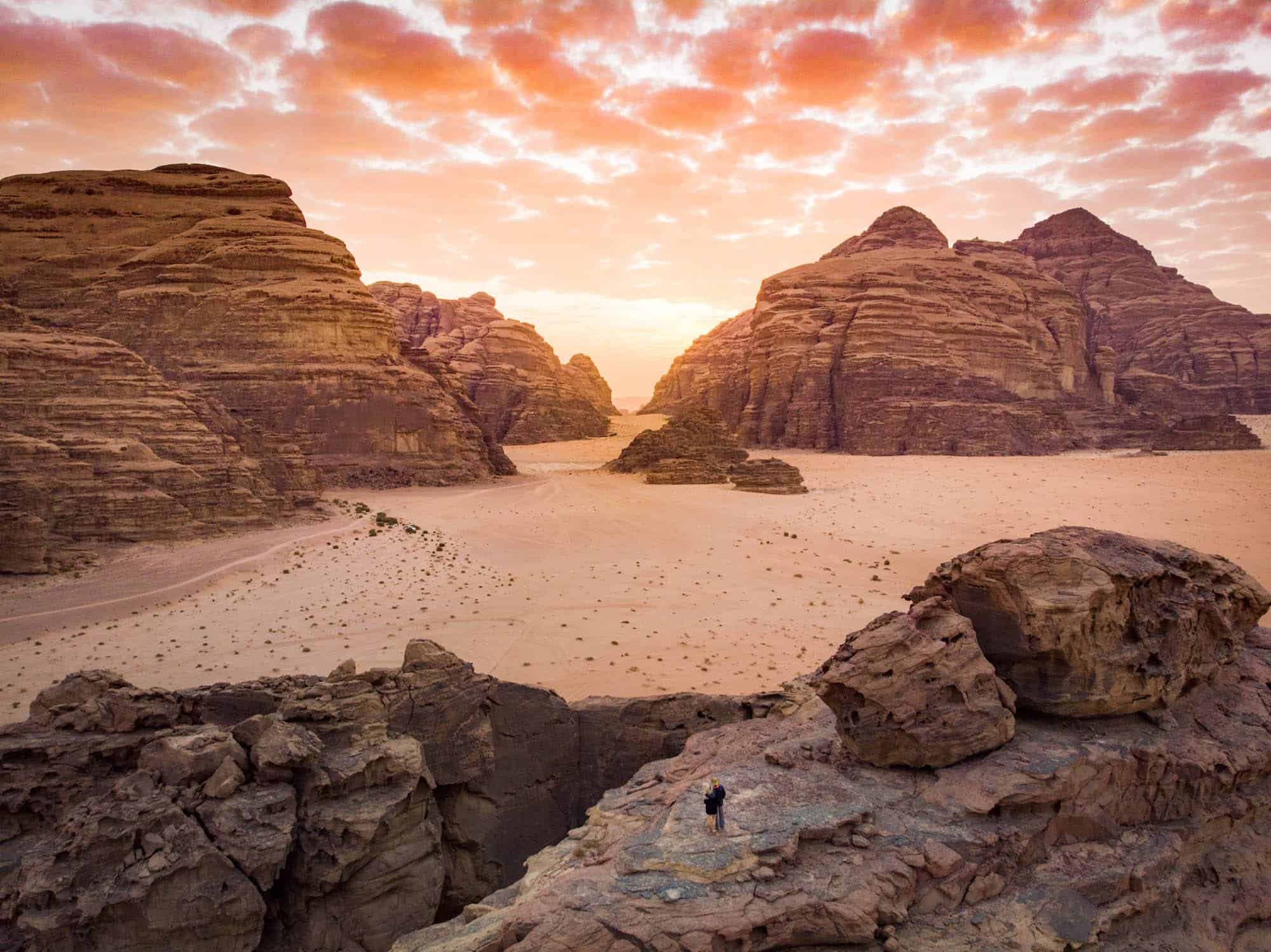 Travel in Jordan