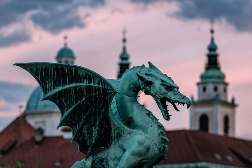Things to do in Ljubljana - Dragons