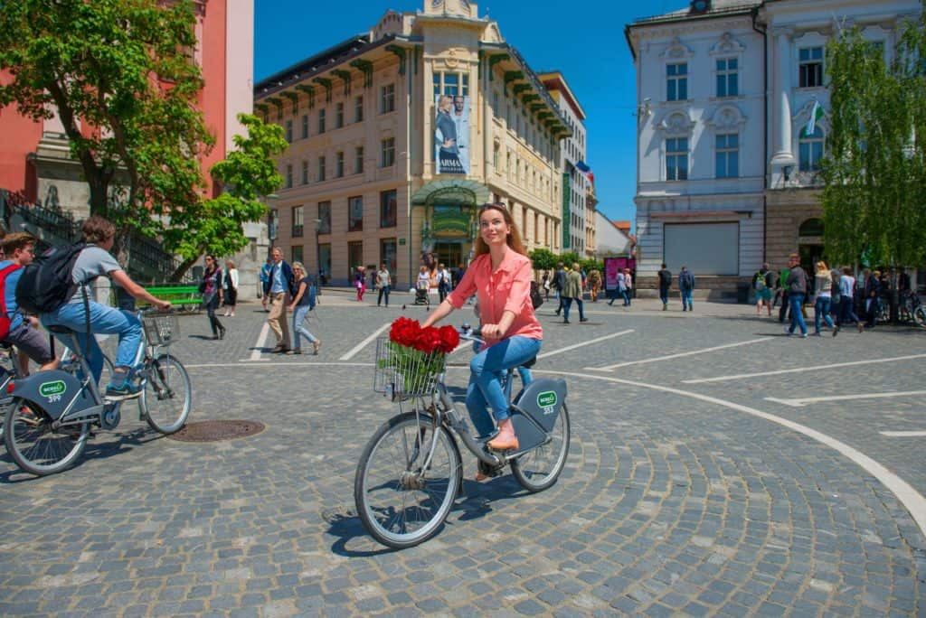 things to do in Ljubljana - Bicycle