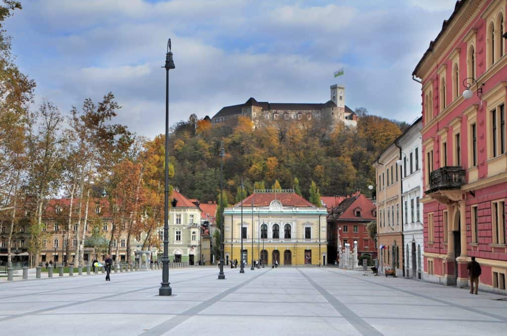 things to do in Ljubljana - Castle