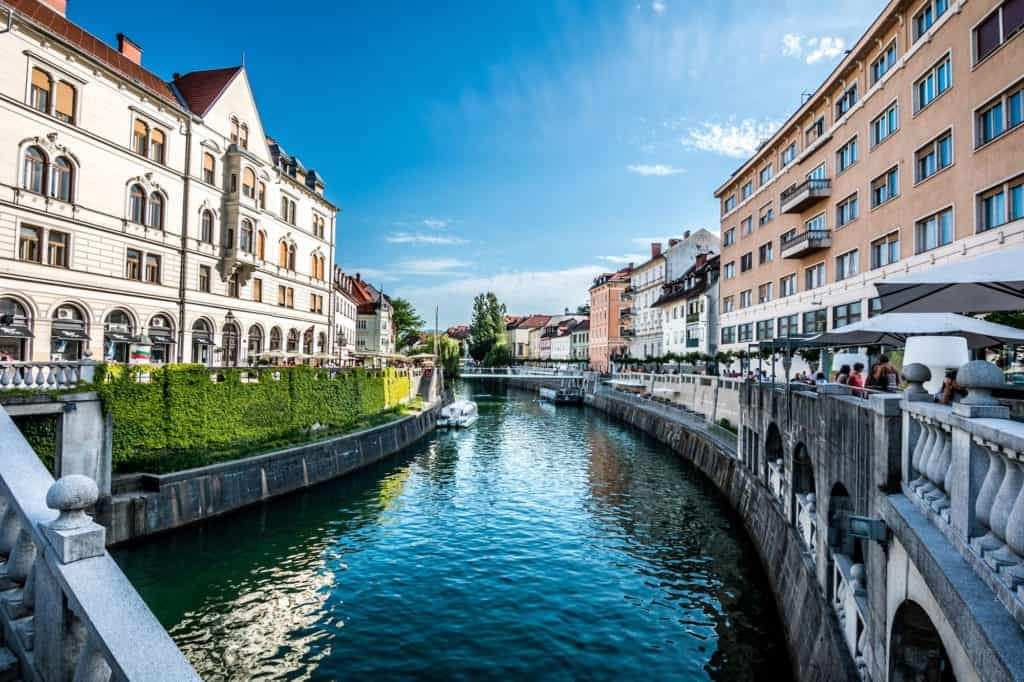 things to do in Ljubljana - River