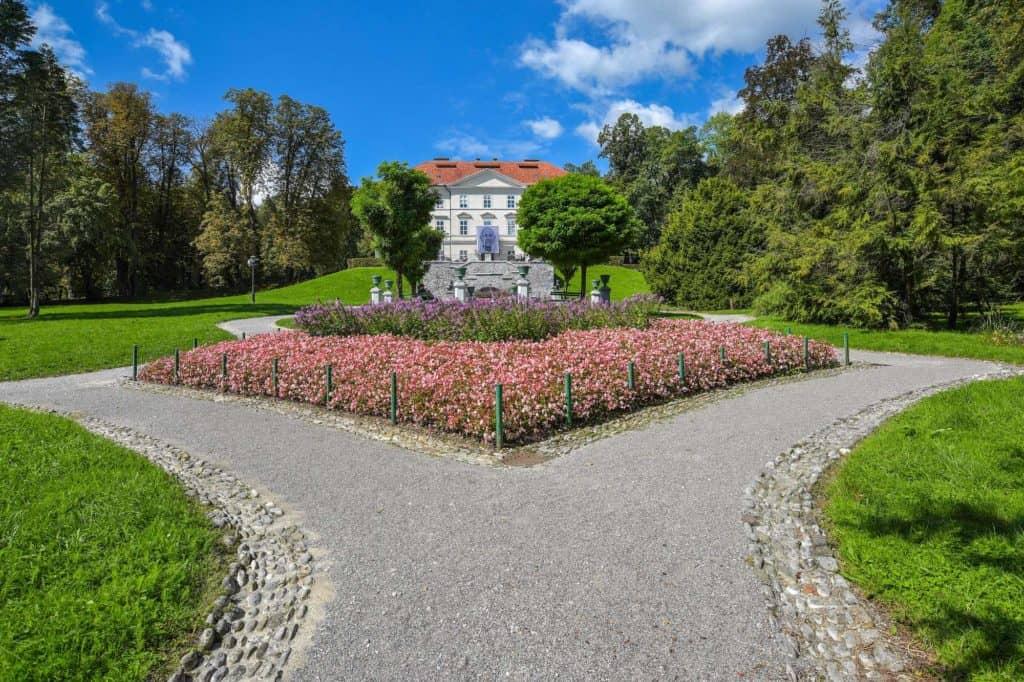 Things to do in Ljubljana - Tivoli Gardens