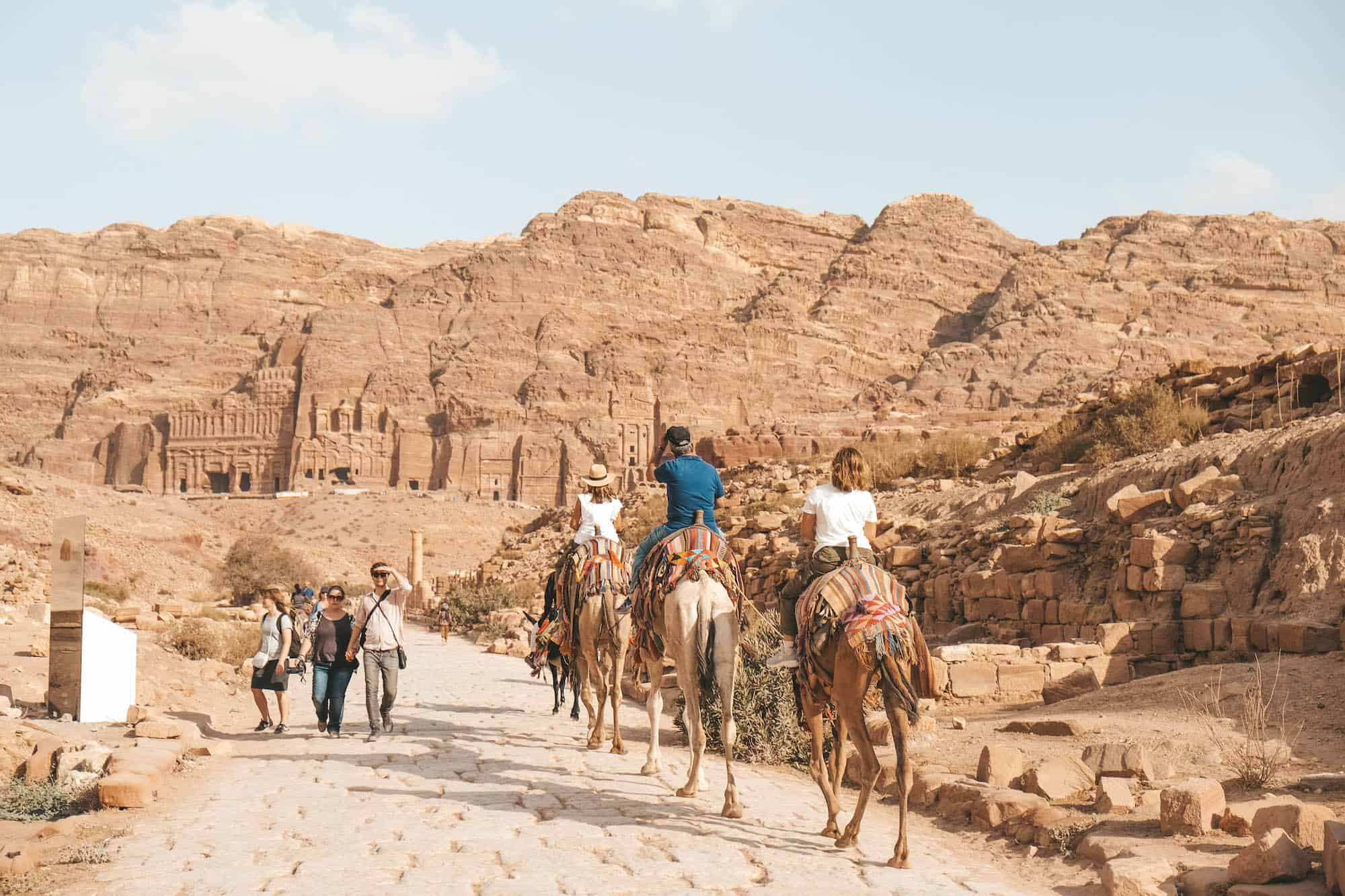 travel in jordan - Petra Size