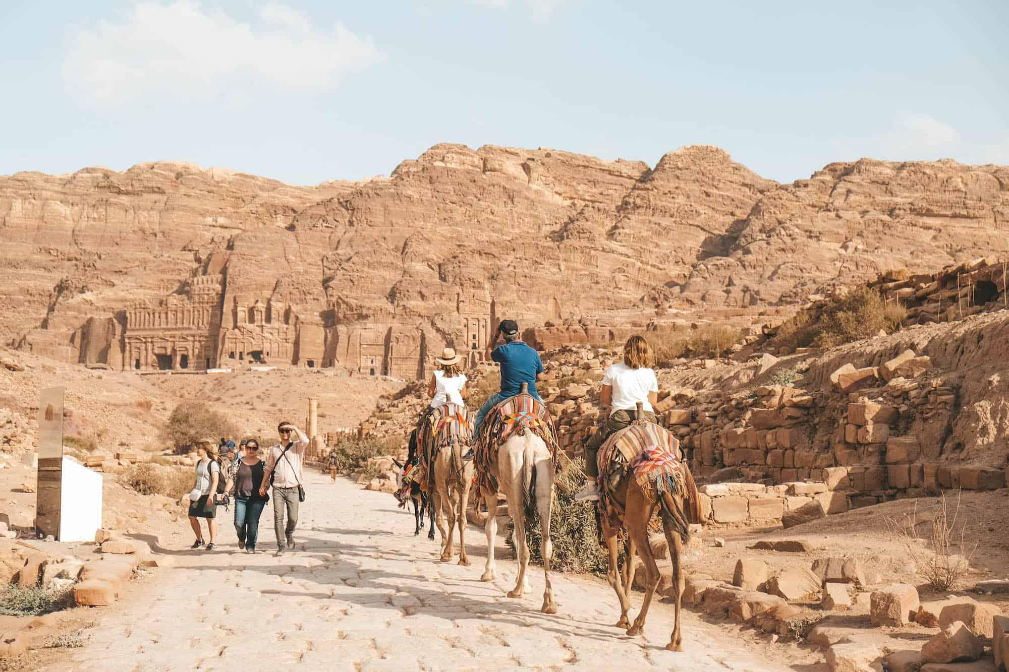 travel in jordan - Petra Size