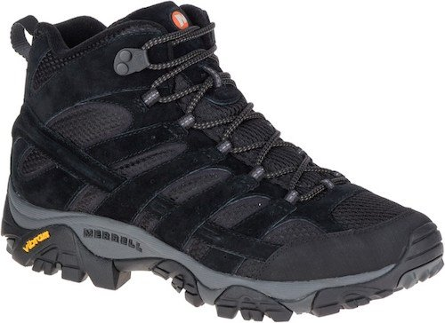 Best Hiking Boots - Merrel Moabs