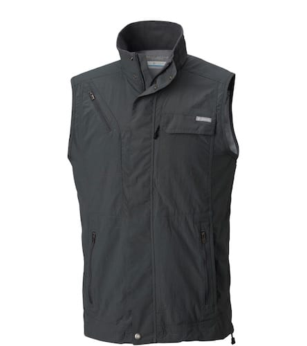 The Best Travel Vests - Columbia Silver Ridge