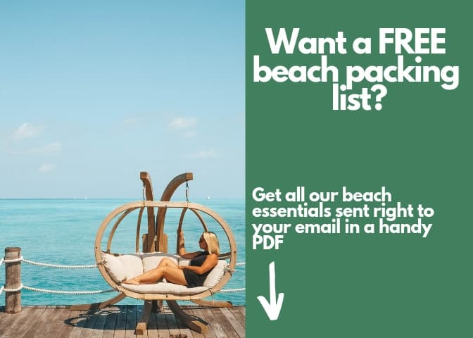 What To Bring To The Beach The Ultimate Beach Packing List