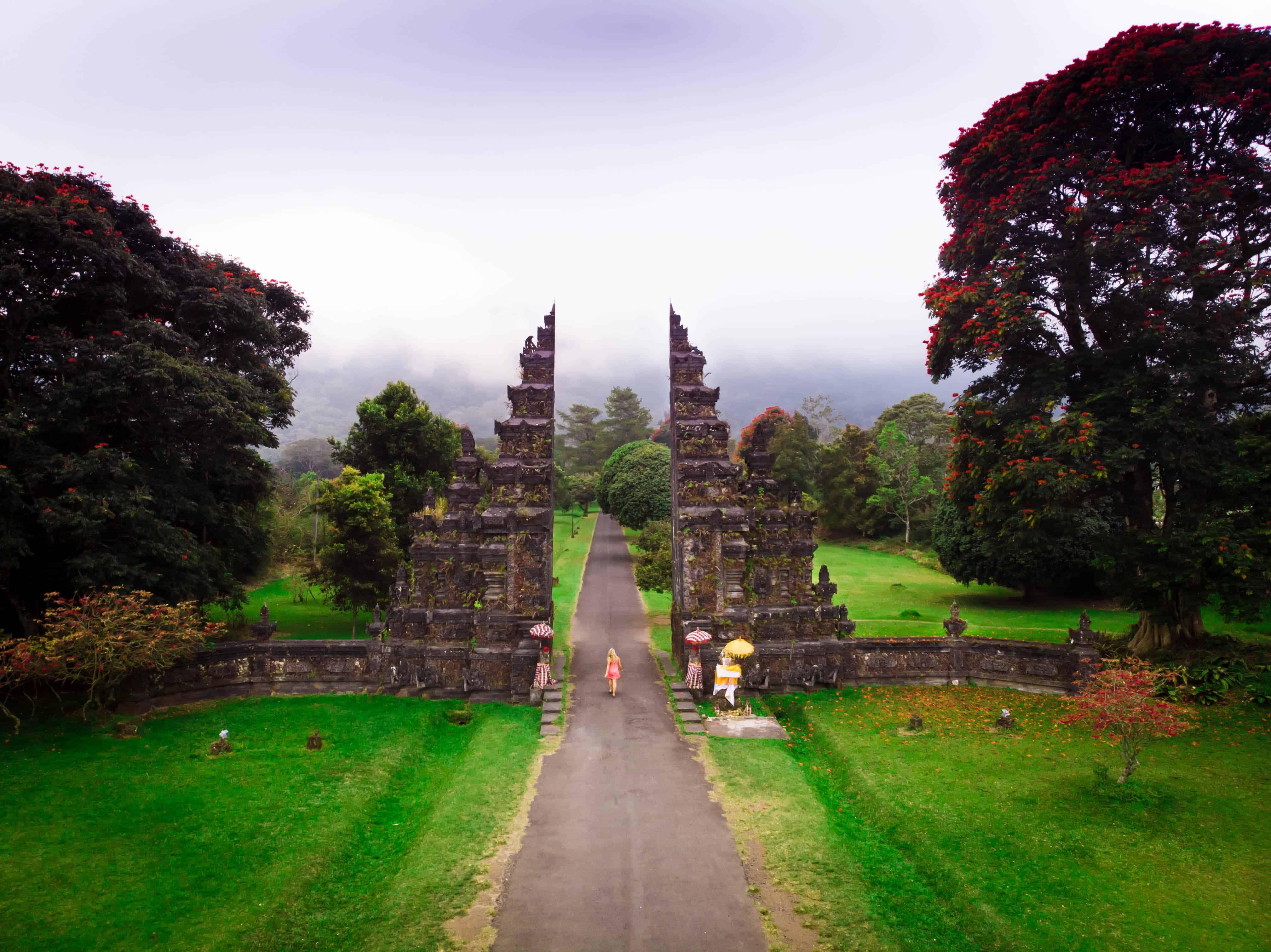 Overtourism Bali