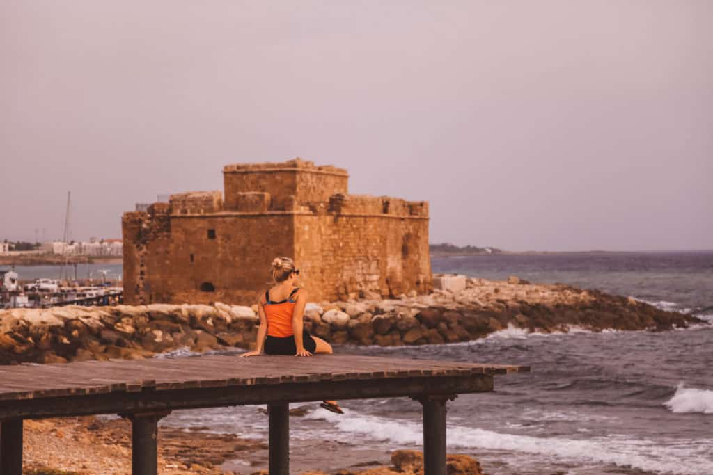 Enjoying Cyprus
