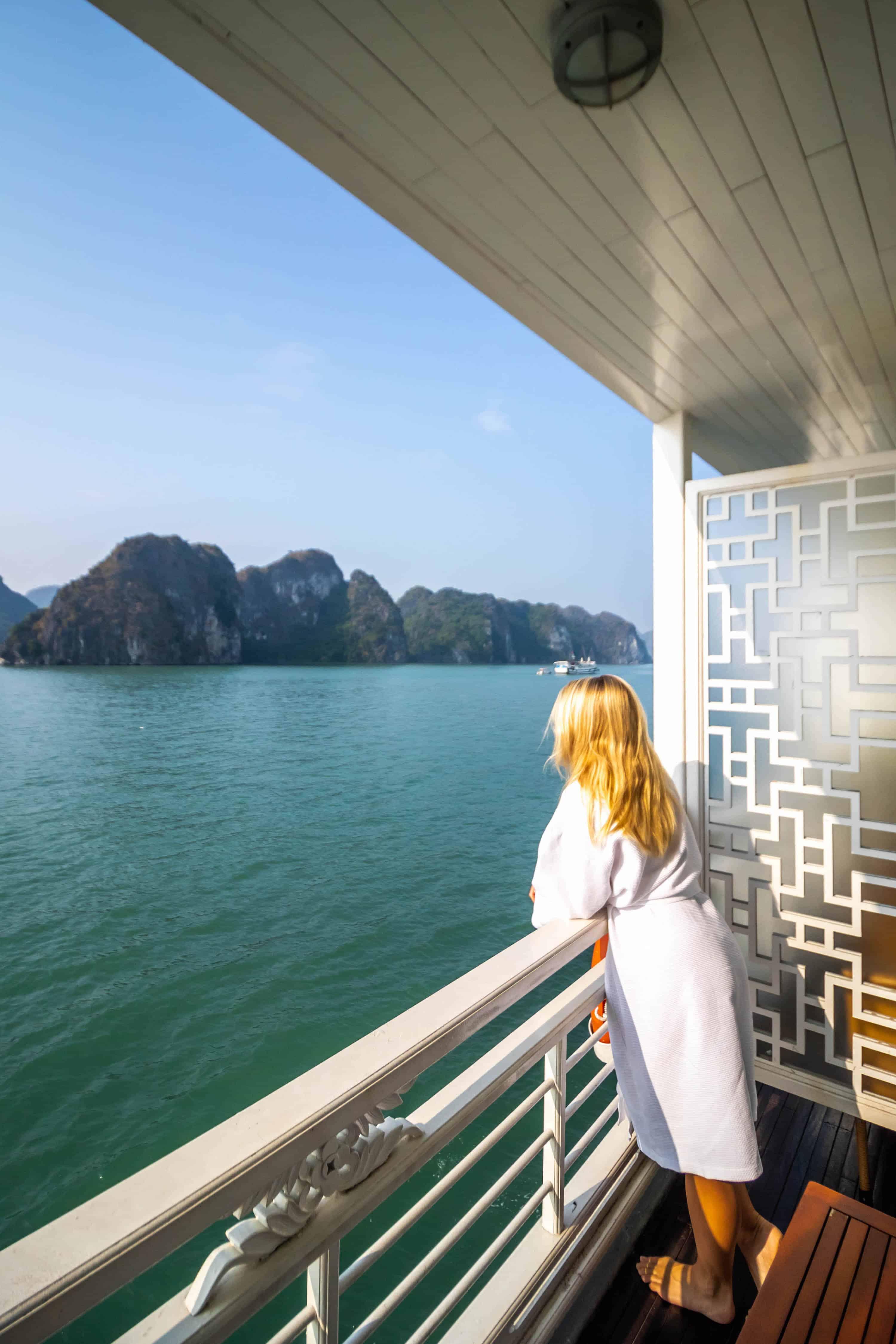 Halong Bay Cruise6