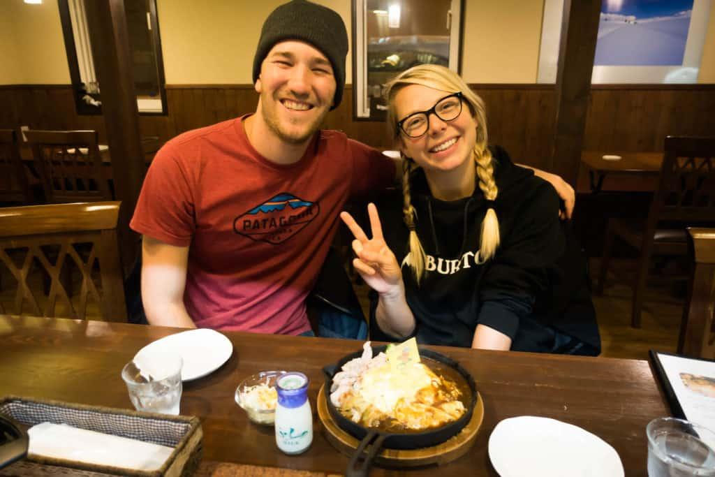 Natasha and Cameron